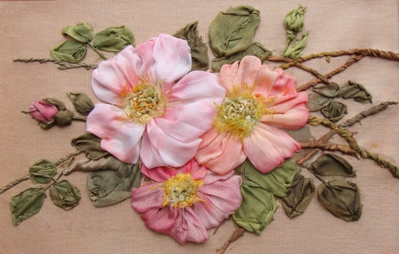 silk ribbon embroidery, silk ribbon roses, ribbon embroidery designs, silk ribbon flowers, ribbon embroidery for beginners
