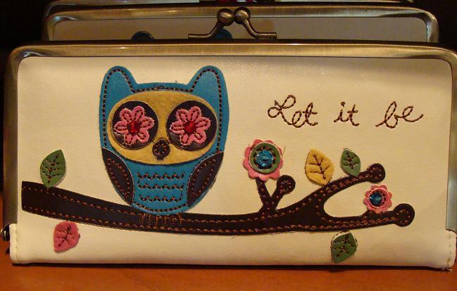 оригинальный очешник, сова и предметы интерьера, аппликация из кожи, подарки ко дню рождения, совушки дизайн творчество, креатив