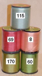 YLI silk ribbon, ribbon for embroidery, silk ribbon, natural silk ribbon, silk ribbon embroidery