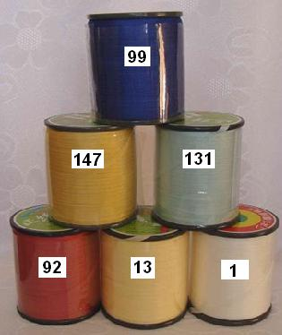 YLI silk ribbon, ribbon for embroidery, silk ribbon, natural silk ribbon, silk ribbon embroidery