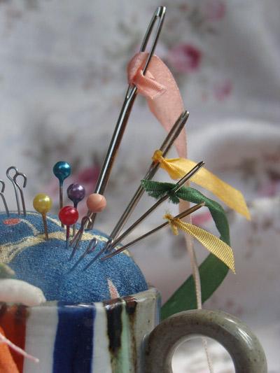 вышивка лентами, вышивка шелковыми лентами, иглы Синель для вышивки лентой, купить синельные иглы, иглы для вышивания лентой
