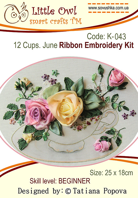 ribbon embroidery roses, roses in silk ribbon, ribbon embroidery designs for beginners