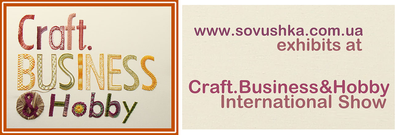 embroidery show, craft exhibition, craft show, arts and crafts, International craft show and fair