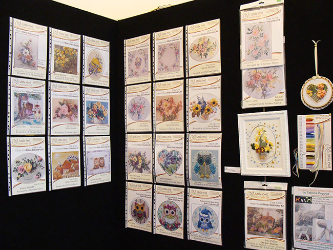 silk ribbon embroidery kits, craft exhibitions, craft show, art and craft show, art and craft fairs, arts and crafts fair