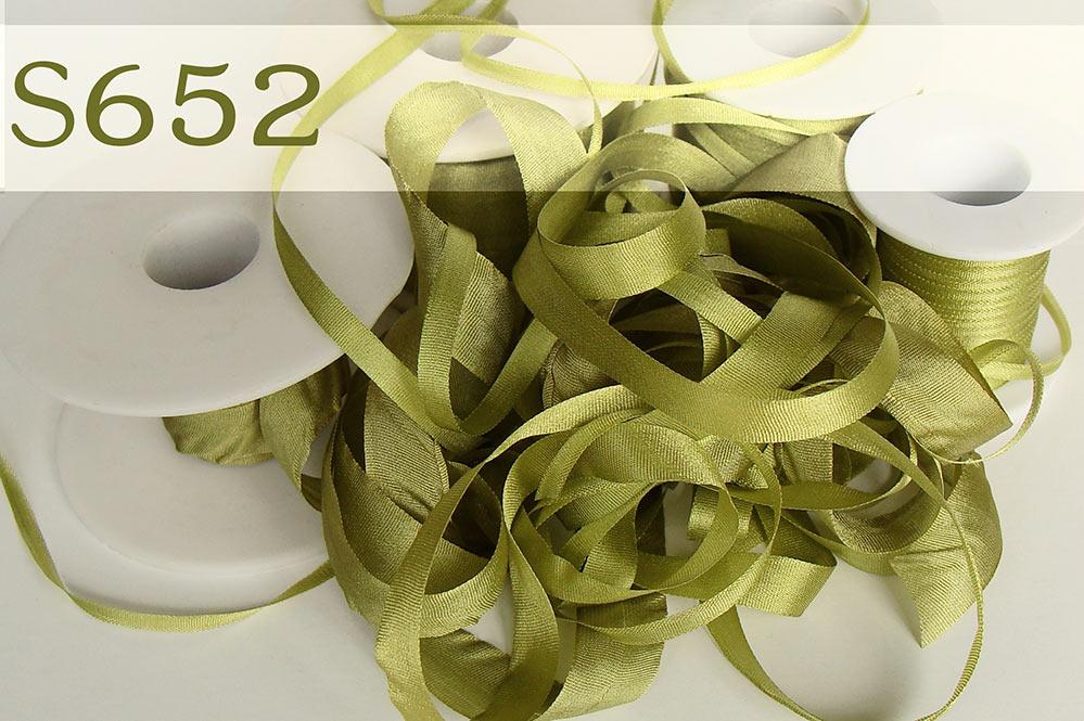 Чем красить ленты для вышивки 25