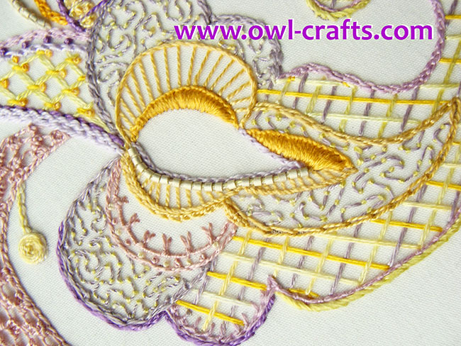 ideas for crewel embroidery, crewel embroidery, crewel patterns, crewel embroidery stitches, jacobean stitches