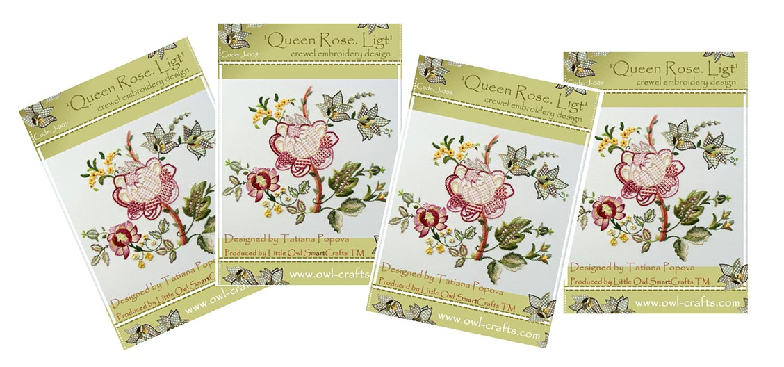 crewel embroidery kits wholesale, wholesale crewel patterns for embroidery, crewel kits, jacobean designs, jacobean embroidery