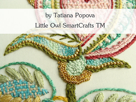fresh ideas for crewel embroidery, crewel patterns, crewel embroidery designs, jackobean embroidery ideas