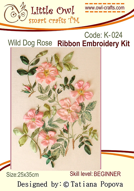 silk ribbon embroidery, ribbon embroidery kits, silk ribbon flowers, natural silk ribbon, beginners guide to ribbon embroidery