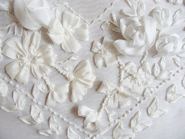 Silk Ribbon Embroidery For Wedding And Special Occasions