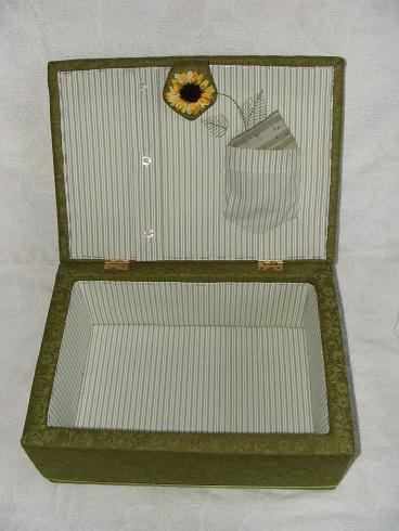 sunflowers, silk ribbon, designs by Tatiana Popova, ribbon embroidery kits, buy online, craft, art, hand-made, presents, natural silk, embroidery kit, exclusive presents, ribbon embroidery patterns, embroidered boxes, craft box