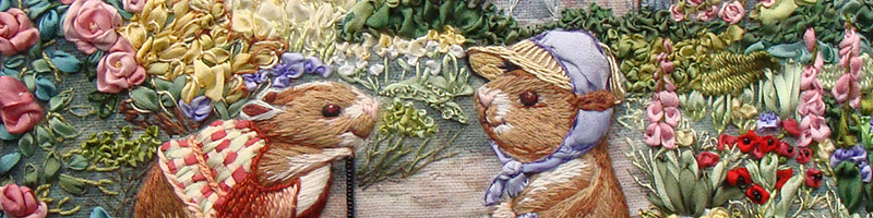 silk ribbon embroidery, kits, ribbon, guide, designs, photos, photographs, buy, stitches