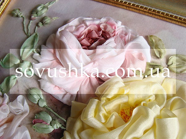 ribbon embroidery, blog, silk ribbon, designs for beginners, photo, photographs, inspiration